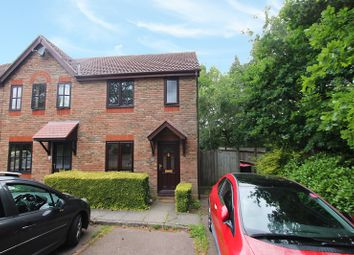 Thumbnail 2 bed end terrace house to rent in Bellamy Road, Maidenbower, Crawley, West Sussex.