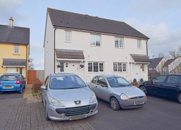 Thumbnail 3 bed semi-detached house for sale in Greenwood, Willand