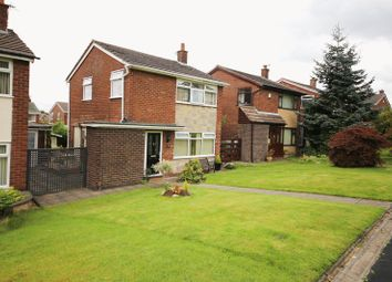 Thumbnail 3 bed detached house for sale in Gainsborough Close, Winstanley, Wigan