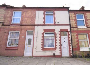 Thumbnail 2 bed terraced house to rent in Kendal Road, Wallasey