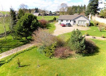 Thumbnail 4 bed detached bungalow for sale in Aberlour