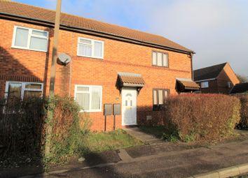 2 bed terraced house for sale in Tredington Grove, Caldecotte, Milton Keynes MK7