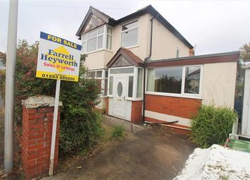 Thumbnail 3 bed property for sale in Wray Grove, Thornton Cleveleys