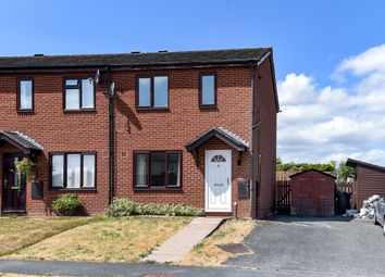 Thumbnail 2 bedroom semi-detached house to rent in Hillcrest Drive, Llandrindod Wells