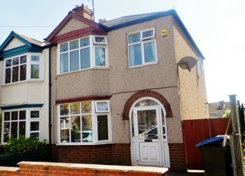 Thumbnail 3 bedroom end terrace house to rent in Lavender Avenue, Coventry