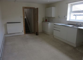Thumbnail 1 bed flat to rent in Top Floor Flat, Russell Street, Swansea.
