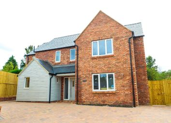 Thumbnail 4 bed detached house for sale in High Street, Yelvertoft, Northampton