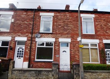 Thumbnail 2 bedroom terraced house to rent in Hatherlow Lane, Hazel Grove, Stockport