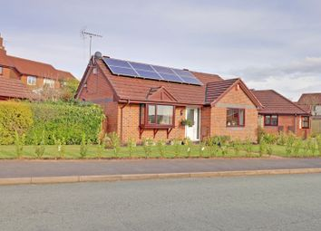 Thumbnail 2 bed detached bungalow for sale in Mercer Avenue, Aston Lodge, Stone