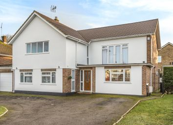Thumbnail 4 bed detached house for sale in Brimstone Close, Chelsfield Park, Kent