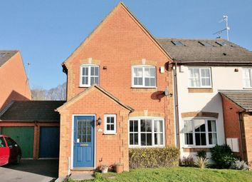 Thumbnail 3 bed end terrace house for sale in Janaway, Littlemore
