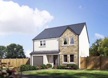 "Thumbnail 4 bed detached house for sale in ""The Balerno  "" at Arthurs Way, Haddington"