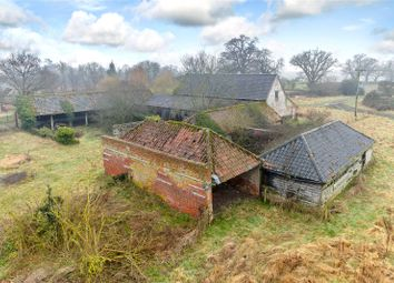 Thumbnail Barn conversion for sale in Main Road, Little Glemham, Woodbridge, Suffolk