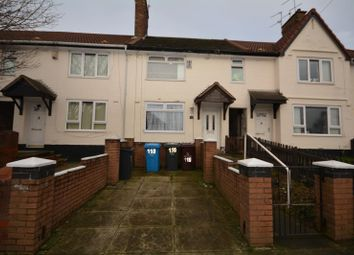 Thumbnail 2 bedroom terraced house to rent in Parbrook Road, Liverpool