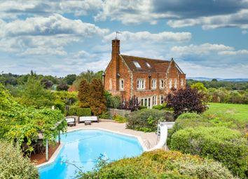Trout Grange, Henhurst Cross Lane, Coldharbour, Surrey RH5. 8 bed detached house for sale