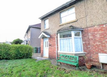 Thumbnail 3 bed semi-detached house for sale in Sheepwash Bank, Guidepost, Choppington