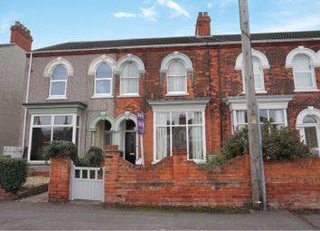 Thumbnail 3 bed terraced house for sale in Highgate, Cleethorpes