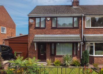 Thumbnail 3 bed semi-detached house for sale in Tower Street, Dukinfield