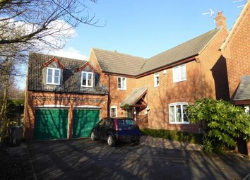 Thumbnail 5 bed detached house for sale in Coriolanus Square, Heathcote, Warwick