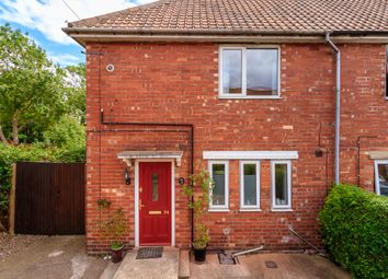 Thumbnail 2 bed end terrace house for sale in Marlowe Drive, St Giles, Lincoln