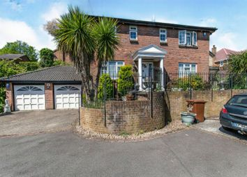 Thumbnail 4 bed detached house for sale in Watson Avenue, Chatham