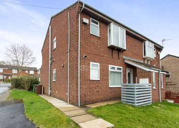 Thumbnail 1 bedroom flat for sale in Alder Avenue, Wakefield