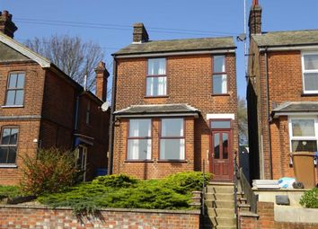 Thumbnail 3 bedroom detached house for sale in Wherstead Road, Ipswich, Suffolk