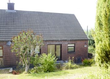 Thumbnail 3 bed semi-detached bungalow for sale in Cilfynydd -, Pontypridd