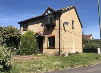 Thumbnail 2 bed semi-detached house for sale in Trent Road, Didcot