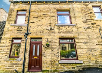 Thumbnail 2 bed end terrace house for sale in Mount Road, Marsden, Huddersfield