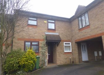Thumbnail 2 bed terraced house to rent in Liza Court, Rugby, Warks