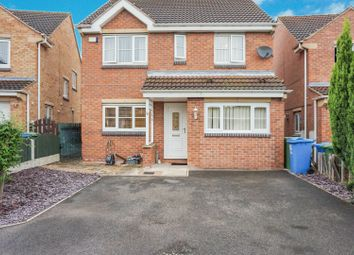 Thumbnail 4 bedroom detached house for sale in Kenley Close, Worksop