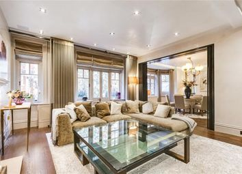 Thumbnail 3 bed flat to rent in Basil Street, Knightsbridge, London