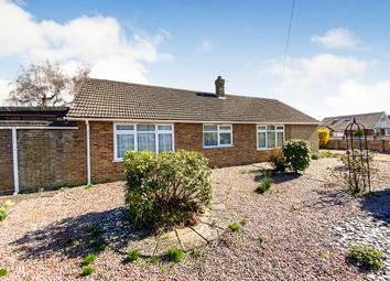 Thumbnail 2 bed detached bungalow for sale in Springfield Road, Taverham, Norwich