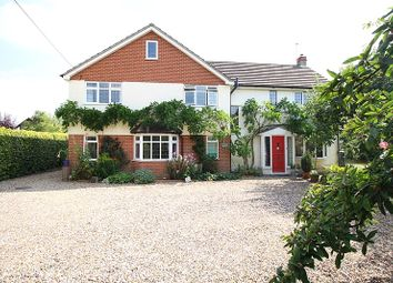 Thumbnail 5 bed detached house for sale in Newfield Road, Sonning Common