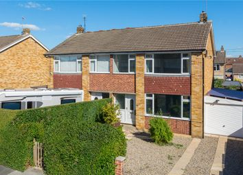 Thumbnail 3 bed semi-detached house for sale in Newlands Drive, Ripon, North Yorkshire