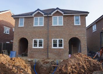 Thumbnail 2 bed semi-detached house for sale in Shaggy Calf Lane, Slough