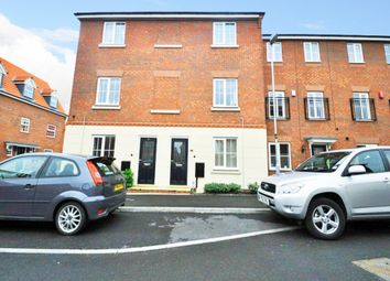 Thumbnail 2 bed mews house for sale in Fretter Close, Broughton Astley, Leicestershire