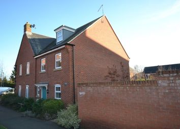 Thumbnail 3 bed semi-detached house for sale in Alchester Court, Towcester