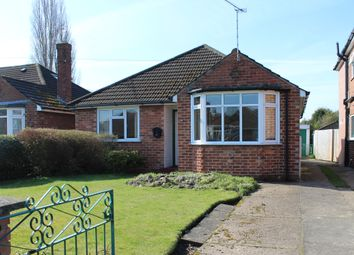 Thumbnail 2 bed detached bungalow for sale in Hunt Lea Avenue, Lincoln