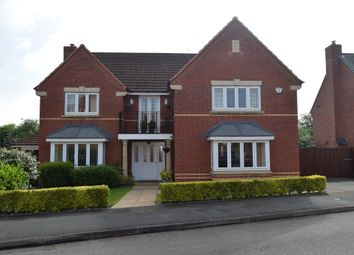 Thumbnail 5 bed detached house for sale in Thomas Road, Fernwood, Newark