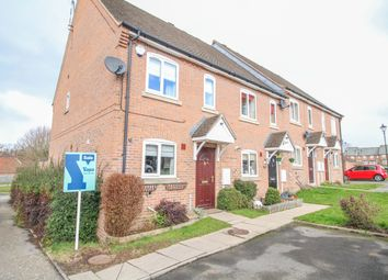Thumbnail 2 bed terraced house for sale in Mollington Grove, Hatton Park, Warwick
