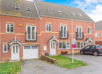 Thumbnail 4 bed town house for sale in Pearwood Close, Goldthorpe, Rotherham