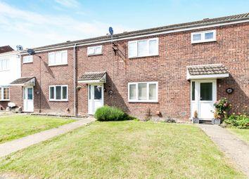 Thumbnail 3 bed terraced house for sale in Seaview Avenue, Little Oakley, Harwich