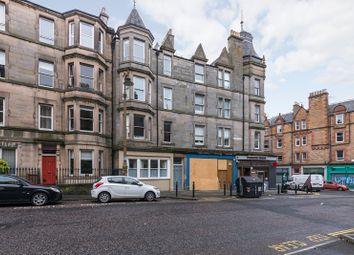 Thumbnail 1 bed flat for sale in Polwarth Crescent, Edinburgh