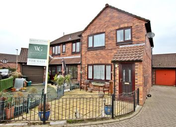 Thumbnail 3 bed semi-detached house for sale in The Pastures, Sherburn, Malton