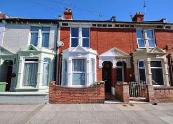 Thumbnail 4 bed terraced house to rent in Empshott Road, Southsea