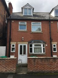 Thumbnail 3 bed semi-detached house to rent in Bunbury Street, Nottingham