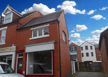 Thumbnail Retail premises for sale in 4 Tan Bank, Wellington, Telford