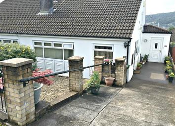 Thumbnail 3 bed bungalow for sale in Moorland Heights, The Common, Pontypridd
